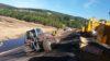 Ingenieurbüro Berg - Sanierung der Oberflächenabdichtung Kronenburger See